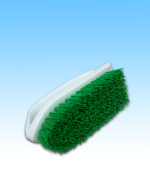 Green Iron Hand  Brush